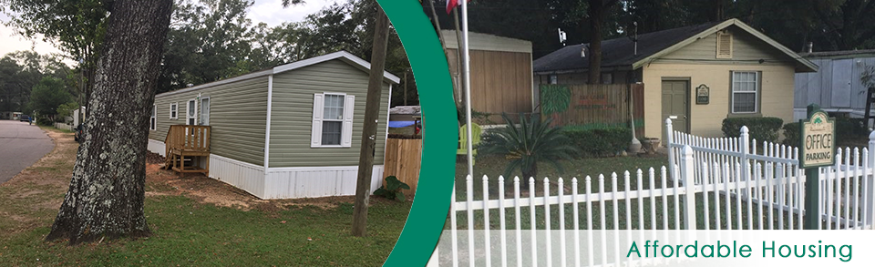 Mobile Homes, Trailer Park Homes | Pensacola, FL
